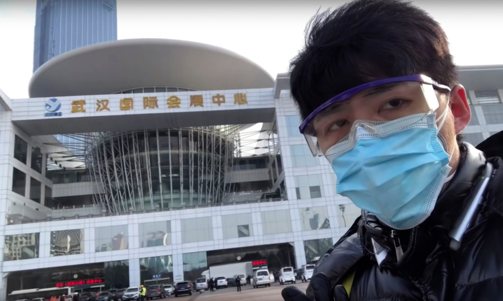 En China se encubrió el esparcimiento del coronavirus