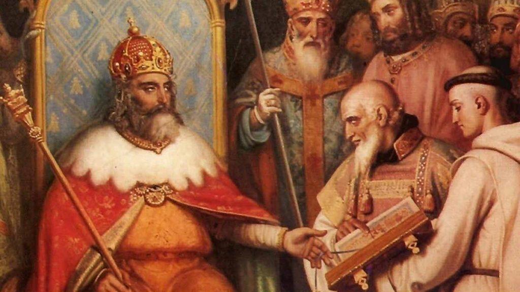 conquistas de territorios, pueblos y naciones vecinas ha sido casi siempre el de aumentar las arcas personales del conquistador