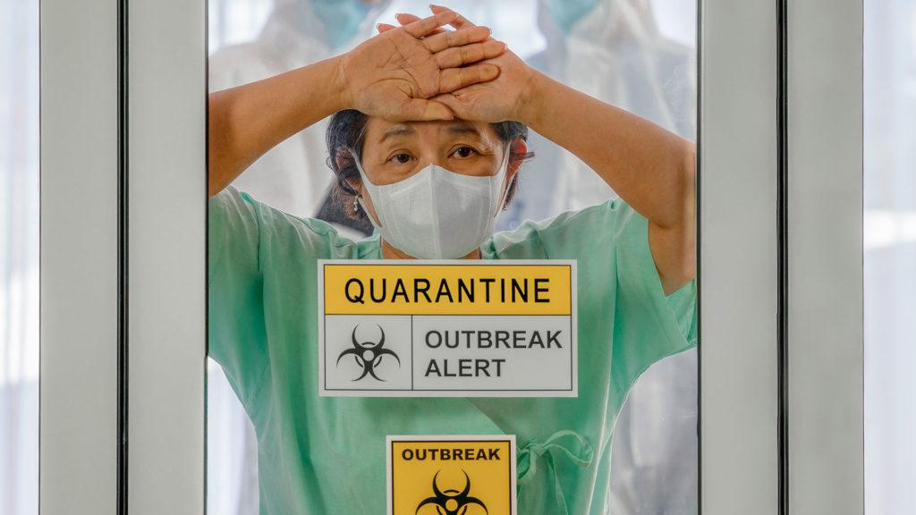 El miedo, la incertidumbre, la soledad: lo que el coronavirus trajo