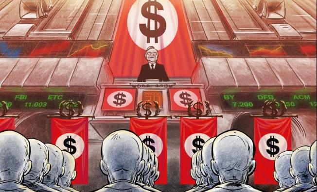 Lo que diferencia a un régimen totalitario de otro contrario no es la existencia o no de los impuestos sino su cuantía y alícuota.
